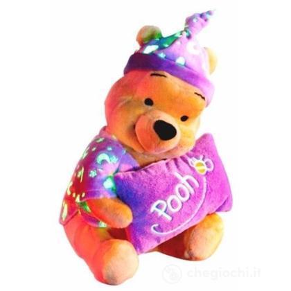 Peluche Glow in the Dark Pupazzetto Winnie con cuscino 25 cm (6315879252)