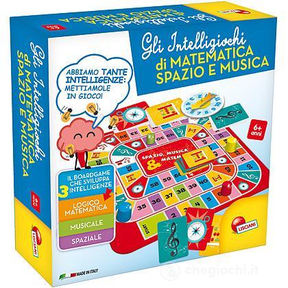 Intelligiochi Matematica Spazio e Musica (62522)