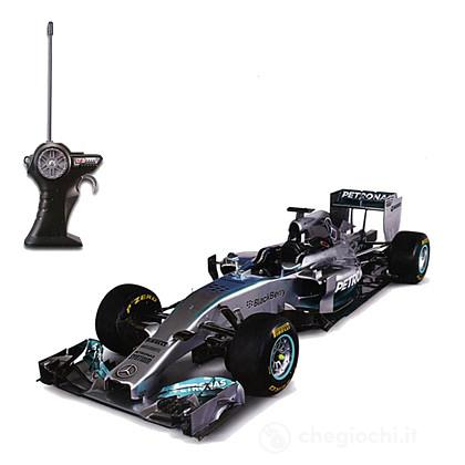 Mercedes Benz Amg Team F1 R/C 1:14 (81253)