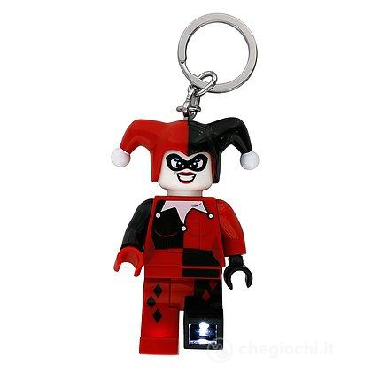 Portachiavi Torcia LEGO Harley Quinn