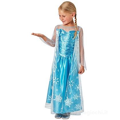 38f200e364cf Costume Elsa taglia L (620975) - Carnevale - Rubie's - Giocattoli ...