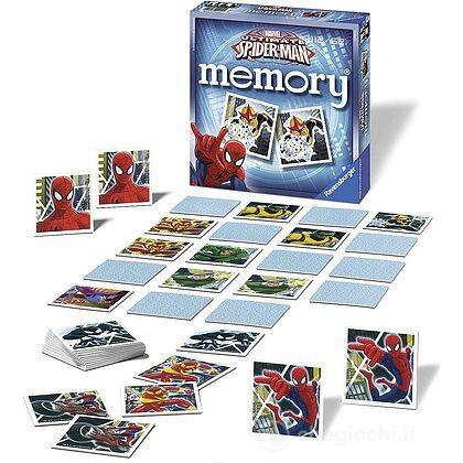 Ultimate Spider-Man memory (22254)