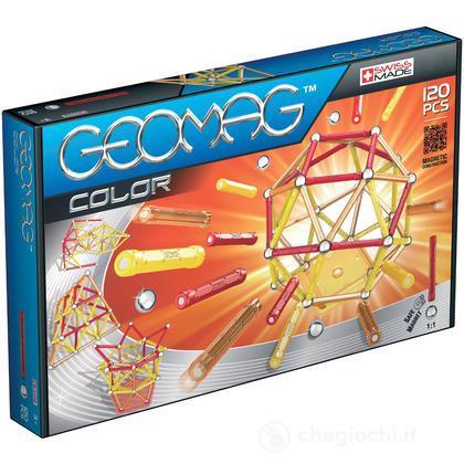 Geomag Color - 120 pezzi