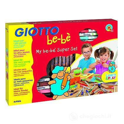 Giotto My Be-Bè Super Set Colori