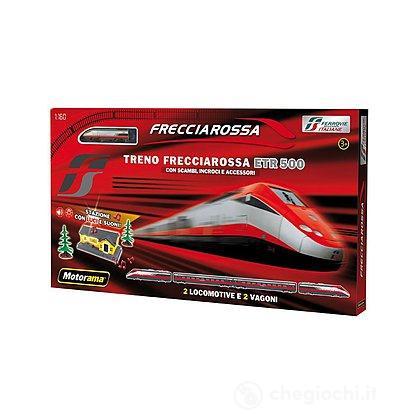 Treno Freccia Rossa A Batteria 1:160 (502552)