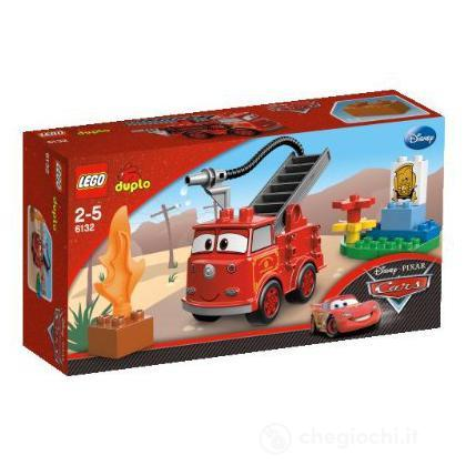 Red - Lego Duplo Cars (6132)