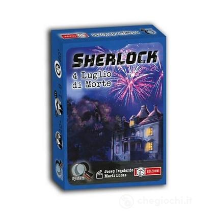 Sherlock - 4 Luglio Di Morte (90416)
