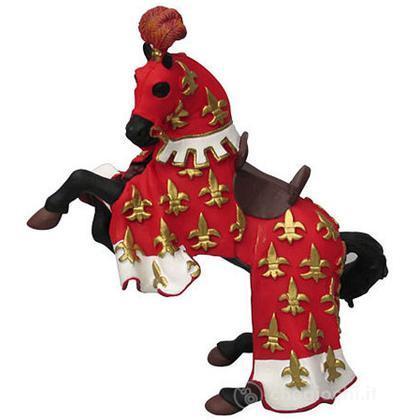 Cavallo principe Philip rosso (39257)