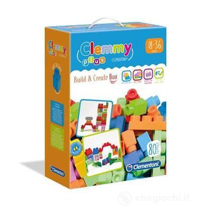 Clemmy Plus - Build & Create Box Boy (17257)