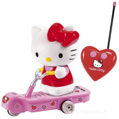 Radiocomandato20731297Rocco Giocattoli Kitty Scooter Hello Scooter Hello Kitty WDIH2E9