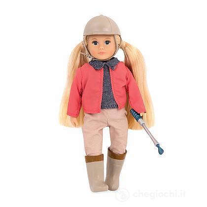 Bambola Lori Rhea, Riding Doll (LO31090Z)
