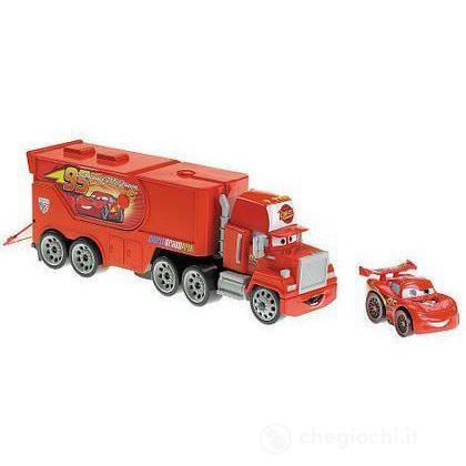 Cars 2  - Mack e Saetta McQueen (W8549)