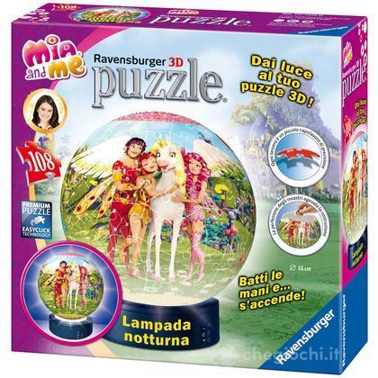 Puzzleball Lampada notturna Mia & Me (12258)