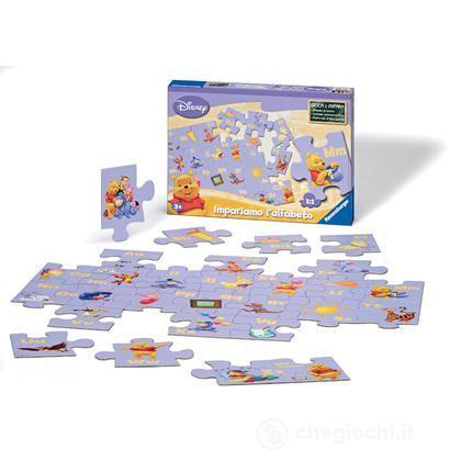 Winnie the Pooh: Impariamo l'alfabeto