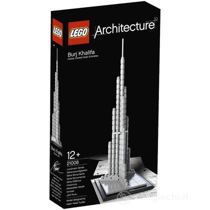 Burj Khalifa - Lego Architecture (21008)