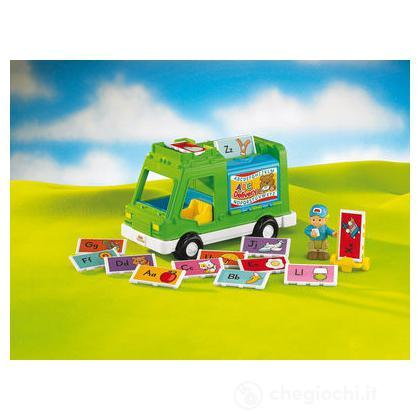 Camioncino della posta Little People (N9230)
