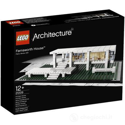 Farnsworth House - Lego Architecture (21009)