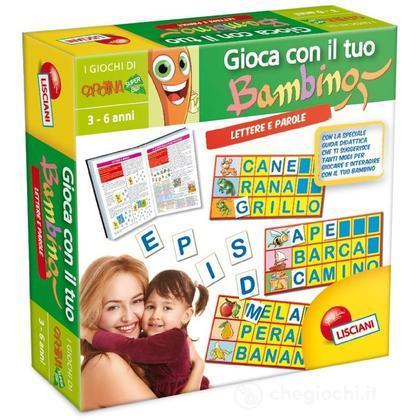 Gioca Con Il Tuo Bambino Lettere e Parole (42609)