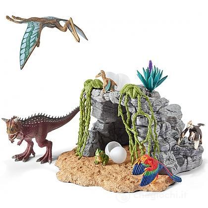 Set Dinosauri con caverna (42261)