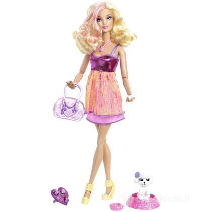 Barbie Fashionistas con Cucciolo (X2279)