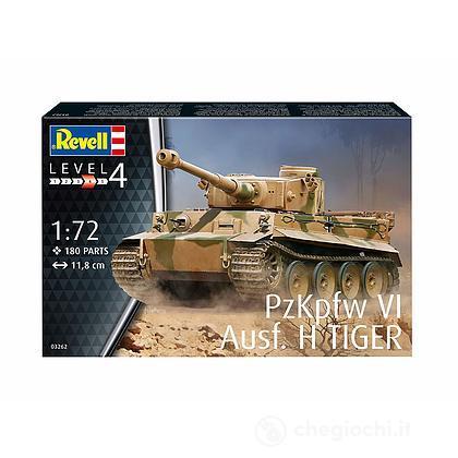Carro Armato Pzkpfw Vi Tiger Ausf. H 1/72 (RV03262)
