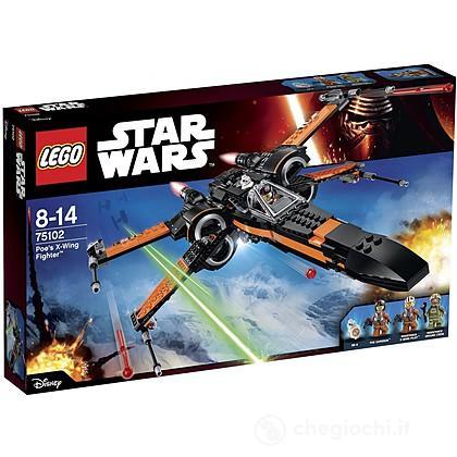 X-Wing Starfighter di Poe - Lego Star Wars (75102)