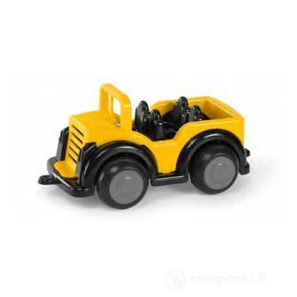 Construction - Jumbo Jeep