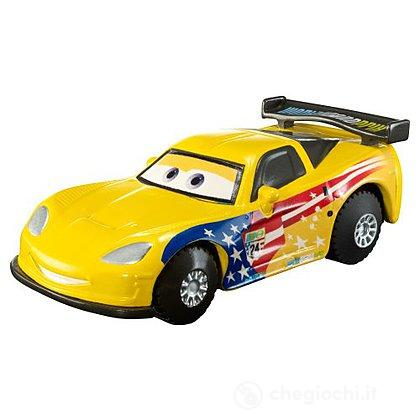 Jeff Gorvette Stunt Racers Cars (Y1303)