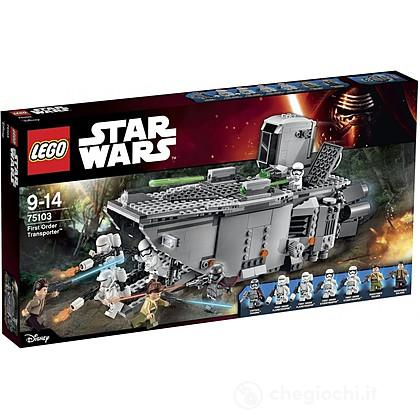 First Order Transporter - Lego Star Wars (75103)