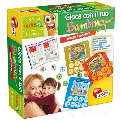 Gioca Con Il Tuo Bambino Animali E Ambienti (42630)