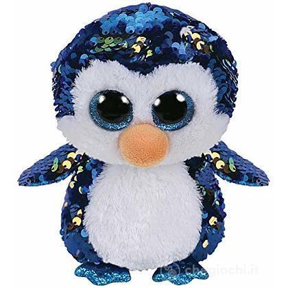 Flippables 15 cm Payton Pinguino