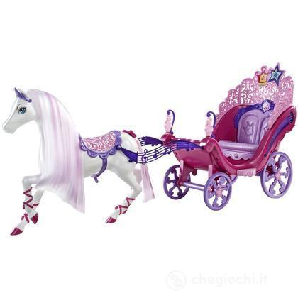Pegasus e la carrozza delle fate (Y6382)