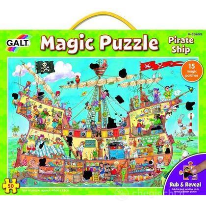 Puzzle Magico: Nave Pirati (3633502)