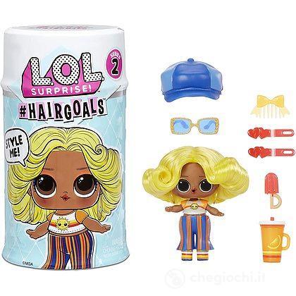 Lol surprise Hairgoals 2.0