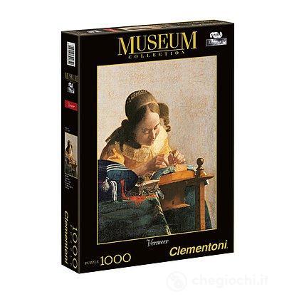 Vermeer - La merlettaia Louvre 1000 pezzi (39265)