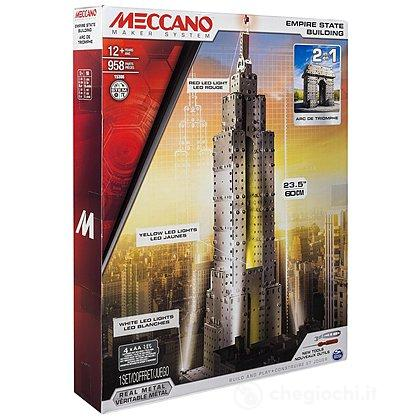 Classic Empire State Building/Arco di Trionfo 2 in 1 (91761)