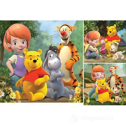 Winnie nel bosco