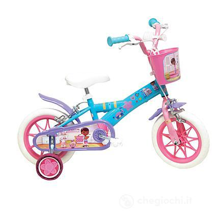 "Bicicletta 10"" Dottoressa Peluche"