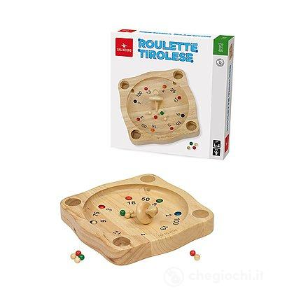 Roulette Tirolese in legno (054268)