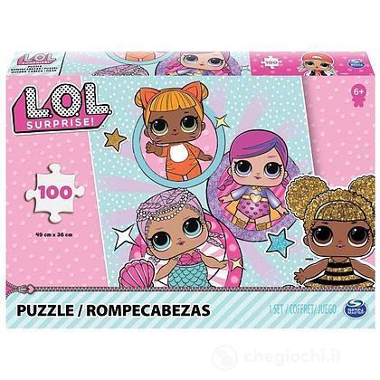 Puzzle 100 Pz LOL (6052480)