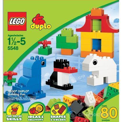 LEGO Duplo - Mattoncini Fustino LEGO Duplo - (5548)