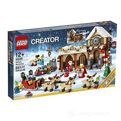 La Bottega di Babbo Natale - Lego Creator (10245)