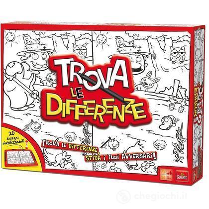 Trova Le Differenze (232695)