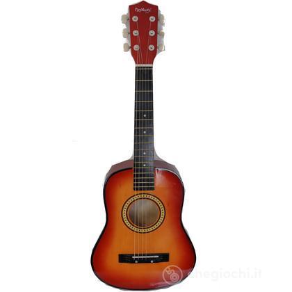 Chitarra In Legno 75 Cm. (GG61270)