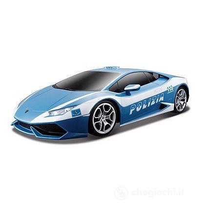 Lamborghini Huracan polizia radiocomandata - 1:14 (81271)