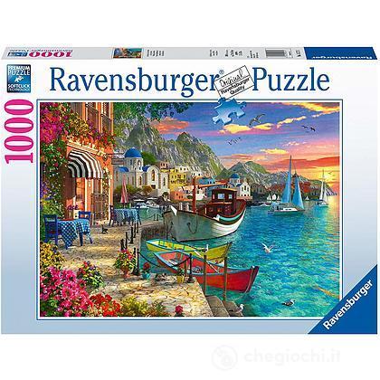 Puzzle 1000 pezzi Meravigliosa Grecia (15271)