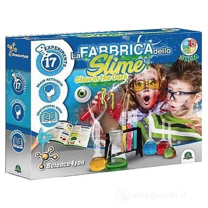 La fabbrica dello slime Science4you (CEN00000)