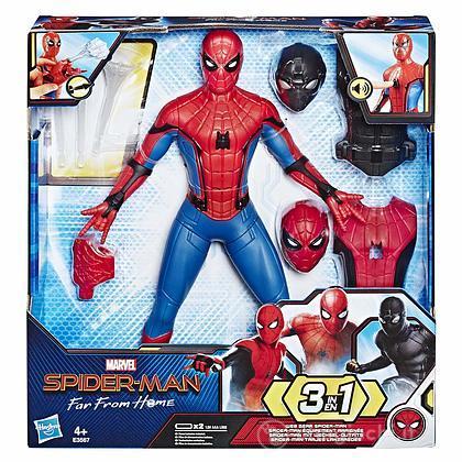 Spider-Man: Far From Home 3 in 1 Vestiti Intercambiabili (E3567)