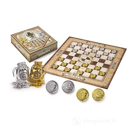 Harry Potter - Giochi di Dame con Monete di Gringotts (NN7215)