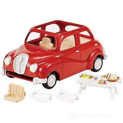 Auto rossa (personaggi esclusi) (5273)
